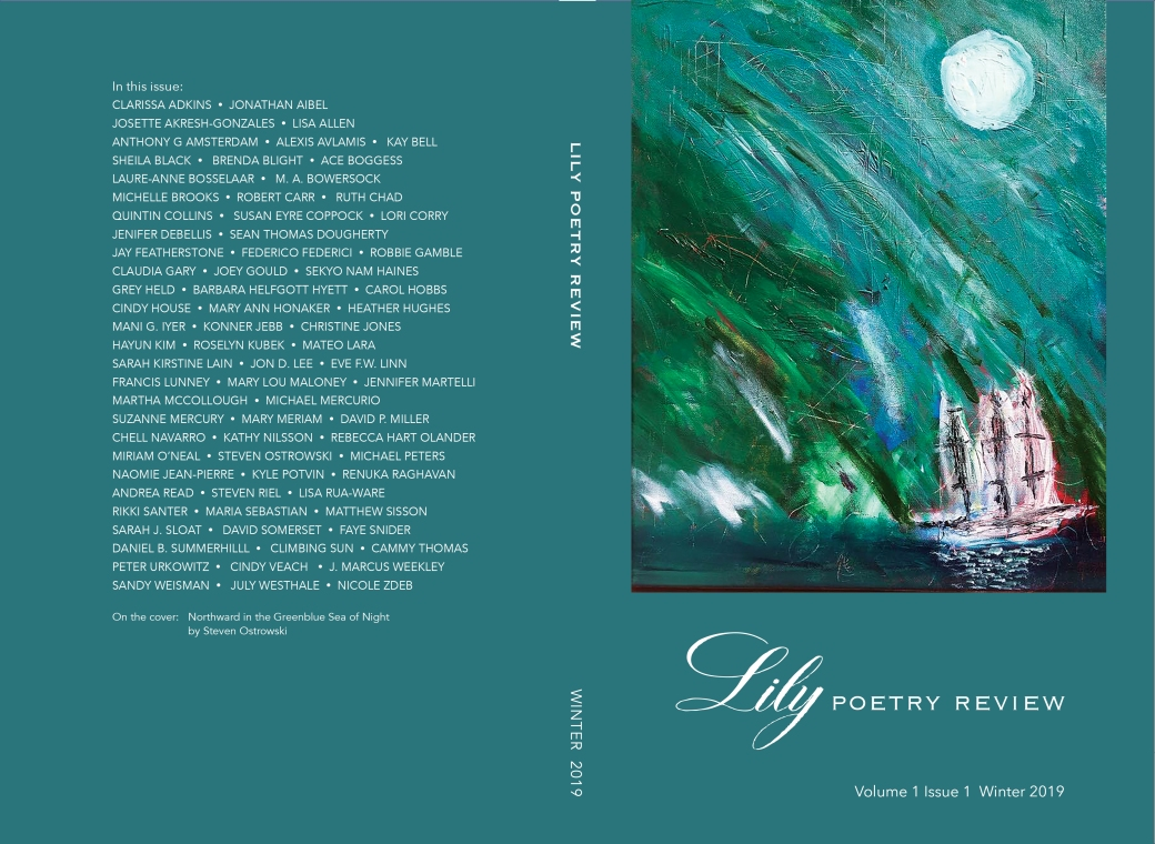 Lily Poetry Review Issue 1